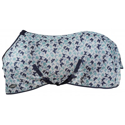 Bug-Free Butterfly Print Fly Sheet