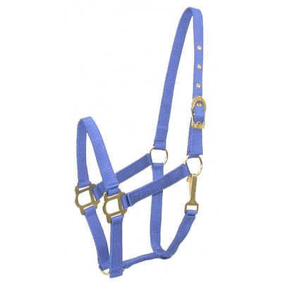 Classic Nylon Halter with Snap
