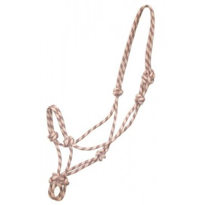 Classic Cowboy Rope Halter
