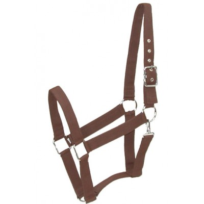 Nylon Draft Halter with Snap