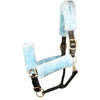 Mink Sleeve Halter 4pc with Bag
